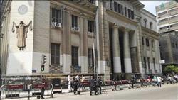 اليوم .. محكمة عابدين تفض أحراز «هدايا الأهرام»