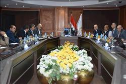 وزير الرياضة يستقبل مجلس إدارة الاتحاد المصري لكرة اليد