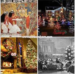 كبير أثريين يكشف أصل حكاية «شجرة الكريسماس»