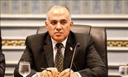وزير الري يتفقد مشروعات حماية جنوب سيناء من السيول