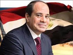«الرئيس السيسي» يهنئ الشعب المصري بالعام الجديد