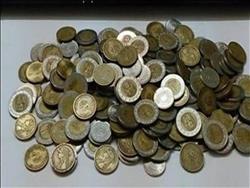 «سك العملة»: مصر تنتج 100 مليون جنيه «فكة» سنويا