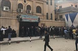 حبس الإرهابي مرتكب حادث «كنيسة حلوان» 15 يومًا