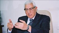 مكرم محمد أحمد : إبراهيم نافع خدم المهنة والأهرام ونقابة الصحفيين