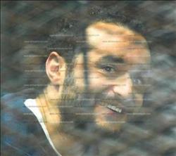 عاجل| حبس «دومة» 45 يوما في «أحداث مجلس الوزراء»