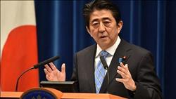 رئيس وزراء اليابان: سنعمل مع المجتمع الدولي لحل قضايا كوريا الشمالية