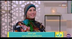 فيديو .. نيفين منصور تناشد الرئاسة إنشاء مجلس للأزياء