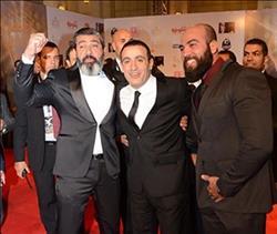 """صور.. أحمد السقا يفوز """"بأفضل ممثل"""".. ويكشف سبب نجاحه"""