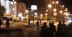 قوات الأمن تنجح في إحباط محاولة اقتحام قسم المقطم