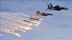 مقاتلات التحالف العربي تقصف تجمعات ومواقع للحوثيين في صعدة