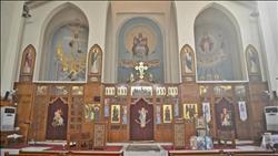 كاتدرائية العاصمة الإدارية تتزين قبل صلوات عيد الميلاد بحضور السيسي