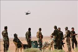الجيش السوري يسيطر على 14 قرية ويقترب من مطار أبو الضهور العسكري