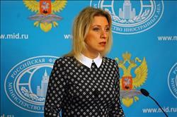 زاخاروفا: موسكو لم تُتهم بالتدخل في الانتخابات الأمريكية إلا بعد فوز ترامب