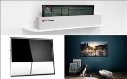 أفضل 3 تلفزيونات في معرض الإلكترونيات الإستهلاكية حتى الآن
