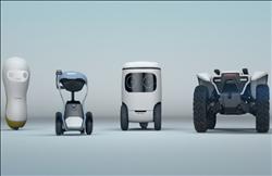 هوندا تكشف عن 3 روبوتات بمعرض CES   فيديو