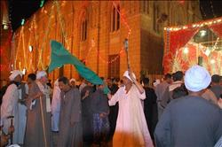 أزمة كل عام| «مولد الحسين».. أفراح «الصوفيين» في مواجهة نار «السلفيين»