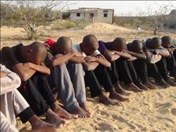 إحباط محاولة تسلل 19 شخصًا إلى ليبيا عبر السلوم بطريقة غير مشروعة