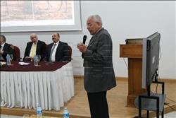 محافظ الإسكندرية: تعميم الاستفادة من مياه الصرف الصحي المعالج في زراعة الغابات الشجرية