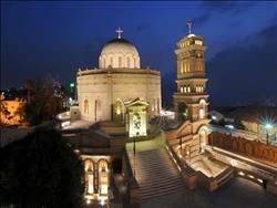 ترميم كنيسة «مار جرجس مصر القديمة» يهدي مصر قطعة آثرية.. «صور»