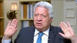 فيديو| مرتضي منصور: «مش هدخل الزمالك إلا لما الشيطان يطلع»