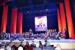 صور| وزراء يحتفلون بمئوية عبد الناصر على المسرح الكبير