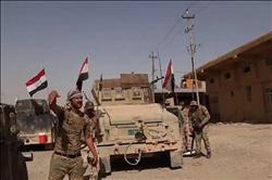 """القوات العراقية تدمر مخابئ وزوارق ودراجات نارية لـ """"داعش"""" شمال شرق ديالي"""