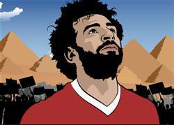 فيديو| محمد صلاح «يُسلطن» عشاق ليفربول والجماهير: «هنغني معاك»