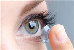 تكنولوجيا حديثة لتغير حياة المرضي..عدسات لاصقة لقياس سكر الدم
