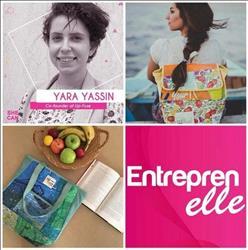 «يارا ياسين» تحكي تجربتها في إعادة تدوير أكياس البلاستيك