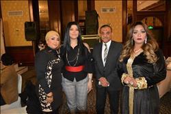 «دينا عكاشة» عضوًا للجنة تحكيم miss lady 2018