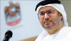 قرقاش: يؤكد على ضرورة بناء وترميم «مفهوم الأمن القومي العربي»
