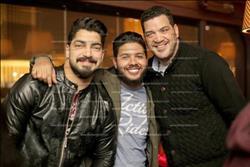 صور| شاهين ومينا عطا ورنا سماحة يحتفلون بعيد ميلاد فاطمة الشاذلي