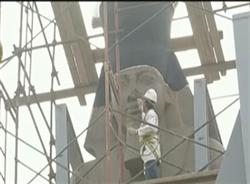 تعرف على إجراءات نقل تمثال «رمسيس الثاني»