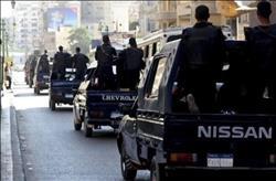 ضبط 26 ألف قرص مخدر خلال حملات أمنية
