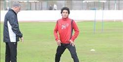 «حمدي» راحة 48 ساعه من مران الأهليبسبب «الأمامية»