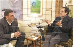 حوار| فاروق حسني: التعليم الرديء أوصل الإخوان للحكم وعودتهم مستحيلة