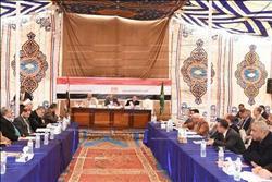 محافظ الشرقية يعتمد خطة عمل للارتقاء بالجهاز الإداري