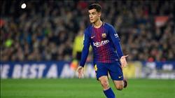 كوتينيو يقود هجوم برشلونة أمام الأفيش