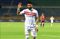 """تأكد غياب """"باسم مرسي"""" عن مباراة انبي"""