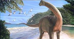 اكتشاف ديناصور نادر في صحراء مصر..أطلقوا عليه اسم «المنصورة»