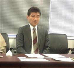 مدير معهد الدراسات السياسية في طوكيو: نسعى لمواجهه التحديات الإقليمية وتقويه تحالفنا مع أمريكا