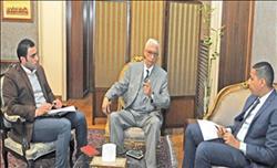 السفير حمدي لوزا: جاهزون لتصويت المصريين بالخارج.. وبث مباشر للاقتراع بالسفارات |حوار