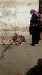 فريق بسمة ينقل مشردة من تحت كوبري أحمد بدوي إلى دار رعاية