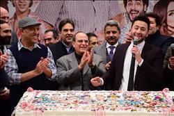 صور.. النجوم يحتفلون بنجاح الموسم الثالث من «مسرح مصر»