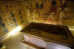 بدء أعمال المسح الراداري الثالث لمقبرة توت عنخ آمون
