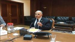 وزير الري : مشروع لعمل ممشي نيلي من القاهرة أسوان بعرض 10 أمتار