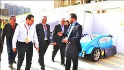 بدء تصفيات مسابقة رالي القاهرة للسيارات الكهربية محلية الصنع