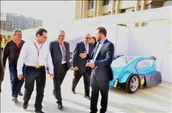 انطلاق مسابقة رالي القاهرة للسيارات الكهربية سبتمبر المقبل
