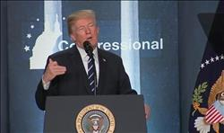 ترامب: حافظت على وعودي الانتخابية.. ولا يوجد مستحيل في أمريكا