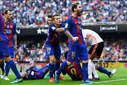 تعرف على تشكيل برشلونة لمواجهة فالنسيا بكأس إسبانيا